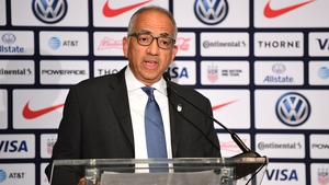 """Carlos Cordeiro: """"My one and only mission has always been to do what is best for our federation, and it has become clear to me that what is best right now is a new direction."""""""