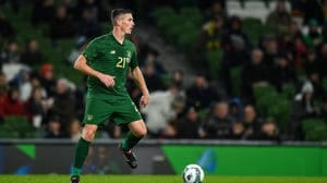 Ciaran Clark has 34 caps for Ireland