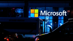 Microsoft's total revenue rose 13% to $38.03 billion in the three months from April to June