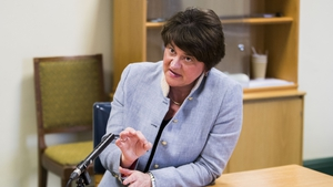 Arlene Foster believes the lockdown will extend past Easter