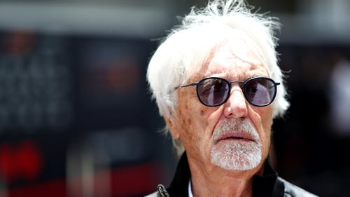 Ecclestone: ' I can't see it's going to be possible to get the right amount of races in that count for a championship'