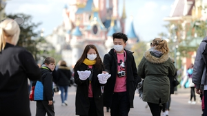 Some Disney parks reopened earlier this year with strict social distancing, testing and mask use