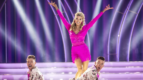 Grainne Gallanagh reached the final of Dancing with the Stars