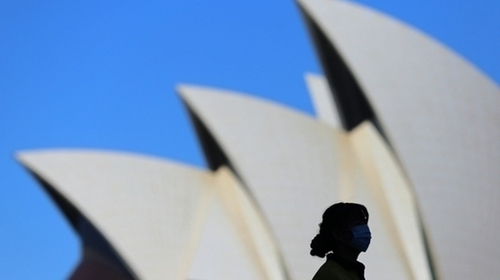 Data from the Australian Bureau of Statistics showed the country's economy shrank 7% in the three months to the end of June from a 0.3% decline in the March quarter