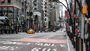 300,000 residents have moved out of New York city due to Covid-19
