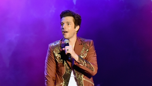 The Killers are one of many acts who have postponed their Irish dates until 2021