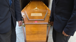 The concerns arose when more than 150 people from the Traveller community attended the burial