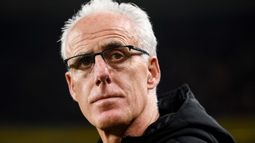 Mick McCarthy could find out on Tuesday whether Ireland's game with Slovakia goes ahead