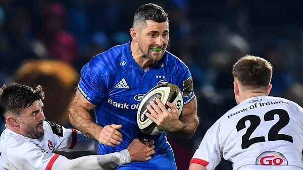 Rob Kearney made 219 competitive starts for Leinster