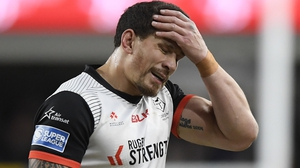 Sonny Bill Williams switched back to rugby league after last year's World Cup