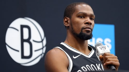Durant, 3 other Nets diagnosed with Covid-19