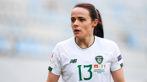 "Aine O'Gorman: ""The focus remains on trying to qualify."""