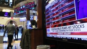 Stock markets - the latest movements