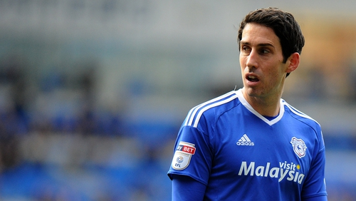 Whittingham made 459 appearances and scored 98 goals for Cardiff