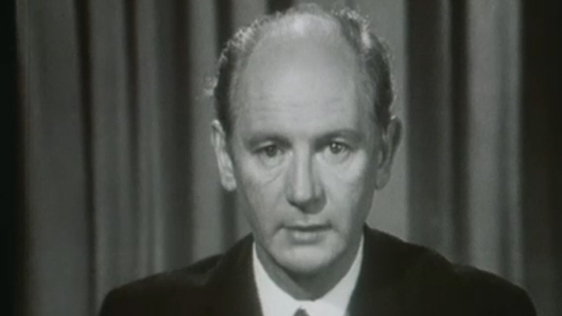 Taoiseach Jack Lynch Addresses the Nation (1969)