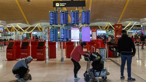 The DFA is urging people to keep up to date with travel advice