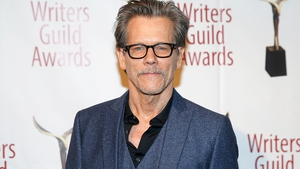 """Kevin Bacon says everyone """"has somebody worth staying home for"""""""
