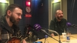 Marty with Cry Monster Cry live in Studio!