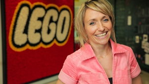 Kate Quilton goes to Lego