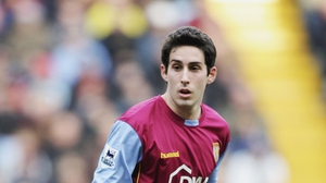 Whittingham during his time with Aston Villa in 2006