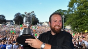 Shane Lowry will remain Open champion for another year