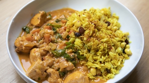 Kevin Aherne's Chicken Curry & Spiced Rice