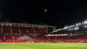 Old Trafford is still due to host four Premier League matches this season