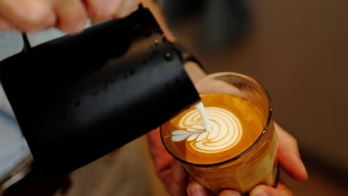 Is an espresso part of your morning workout?