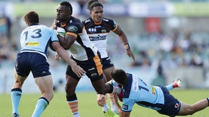 The Brumbies and Waratahs will continue to compete behind closed doors