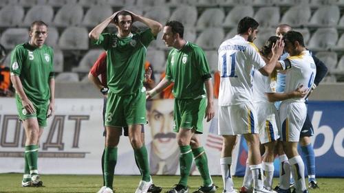 Disbelief in Nicosia!!