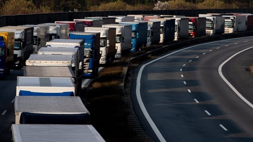 """""""The collective result of less than ideal working conditions is borne by the HGV driver"""""""