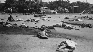 69 people were killed in the Sharpeville massacre in 1960