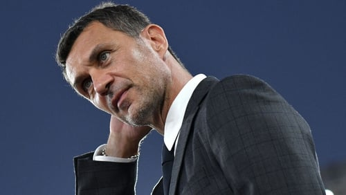 Paolo Maldini and son Daniel test positive for coronavirus
