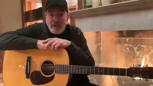 Neil Diamond shared the video on Twitter