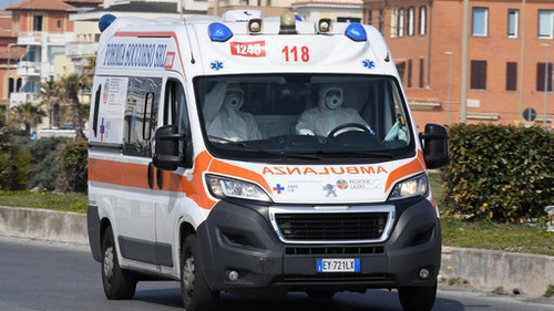 Covid-19: Italy reports 602 new deaths in a day