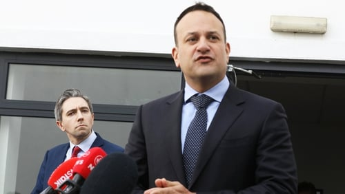 Leo Varadkar said that government formation talks with Fianna Fáil are ongoing (Pic: RollingNews.ie)
