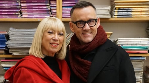 Anne Doyle and Brendan Courtney in Keys to My Life