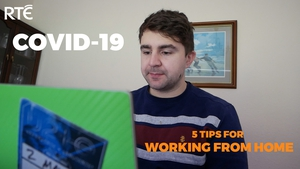 Go Outside and Play presenter Carl Mullan shares five tips to improve the experience of working from home.