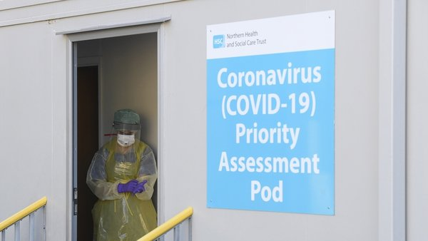 Northern Ireland's Public Health Agency says there are 37 new cases of Covid-19 in the region