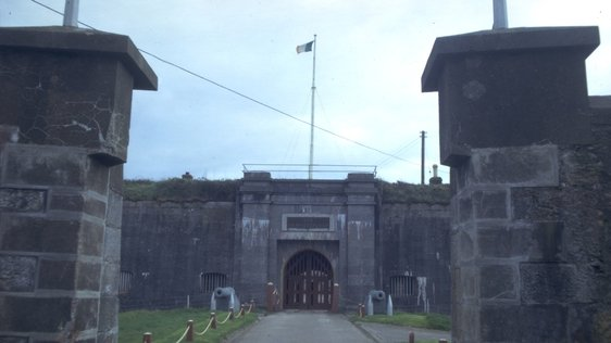 Fort Mitchell, Spike Island (1975)