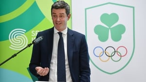Peter Sherrard recognised postponing the Games was a difficult decision for the 2020 organisers