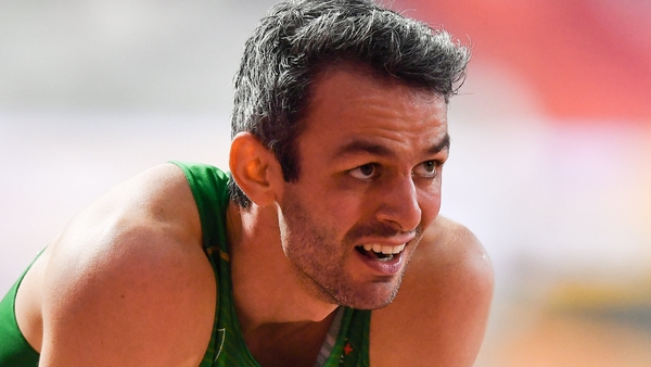 Thomas Barr says postponing the Tokyo Olympics was '100% the right decision'
