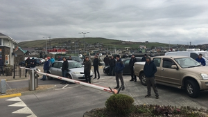 Protests continue in Dingle and Castletownbere