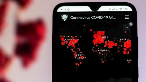 The coronavirus pandemic continue to spread across the globe