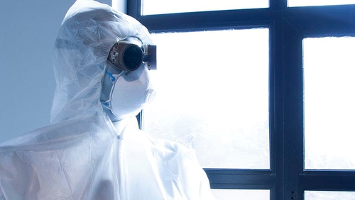 In some places around the globe stocks of PPE are running low