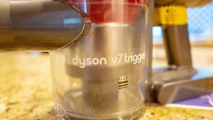 Dyson's products include hair care, hand driers and air purifiers, as well as vacuum cleaners