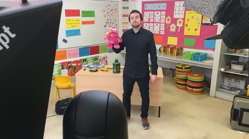 RTÉ says the programme will be educational, but also fun and engaging