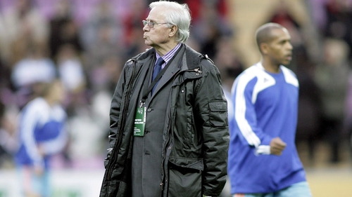 Former France boss Michel Hidalgo dies at the age of 87
