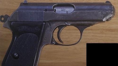 James Bond gun collection stolen in London raid