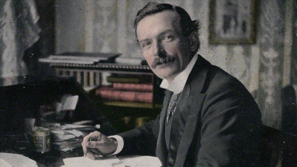 Prime Minister David Lloyd George's government ordered the ban.